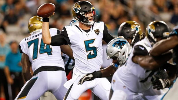 Jaguars Owner Says He's Open To Signing Colin Kaepernick - IMAGE