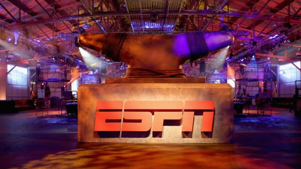 Media Circus: Post-Layoff Observations on ESPN--IMAGE