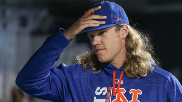 Mets get bad news on Matt Harvey, Neil Walker and Noah Syndergaard--IMAGE