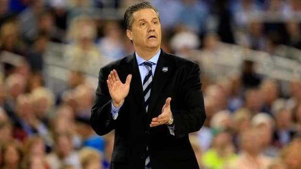 NBA Rumors: John Calipari, David Griffin, Masai Ujiri possible targets for Knicks' presidency - IMAGE