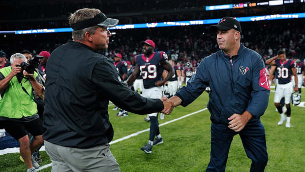 Could Sean Payton and Bill O'Brien Be on the Hot Seat? - IMAGE