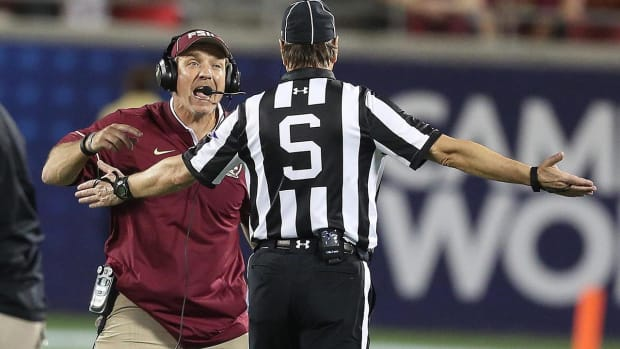 #DearAndy: Coach most likely to get ejected for two unsportsmanlike conduct penalties?