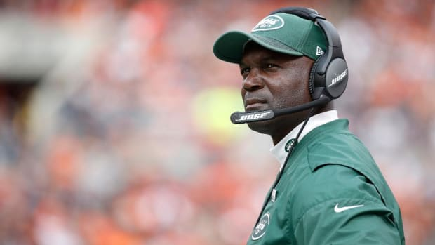 Jets Extend Contracts for GM Mike Maccagnan, Coach Todd Bowles - IMAGE