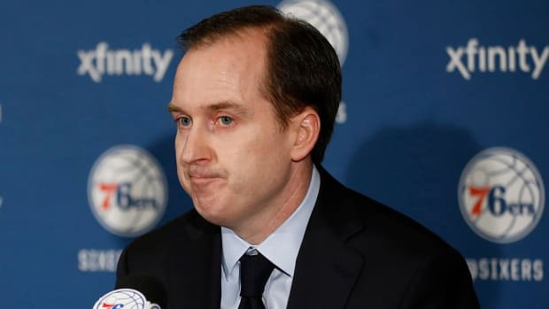 Reports: Kings pursuing ex-Sixers GM Sam Hinkie to oversee Vlade Divac - IMAGE