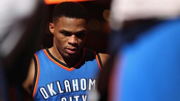 2017 NBA Awards Picks: Is Westbrook or Harden NBA MVP? IMG