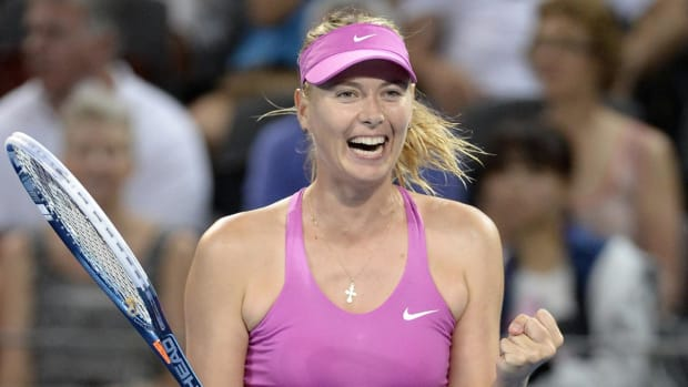 Maria Sharapova Awarded U.S. Open Wild Card, First Grand Slam Since Doping Ban - IMAGE