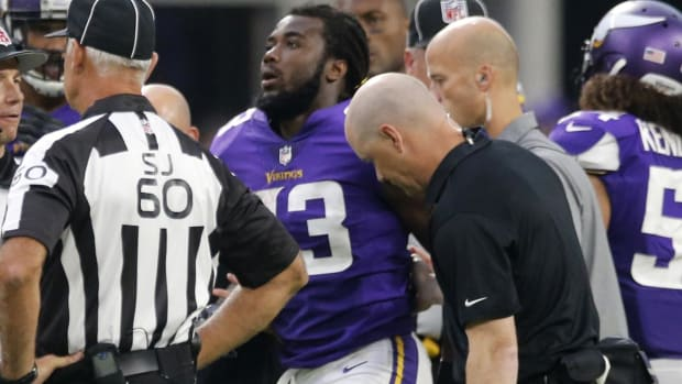 Vikings Confirm Running Back Dalvin Cook Suffered Torn ACL - IMAGE