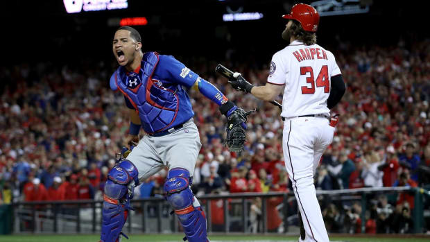 D.C. Major Sports Title Drought Approaches 26 Years After Nationals' Loss to Cubs - IMAGE