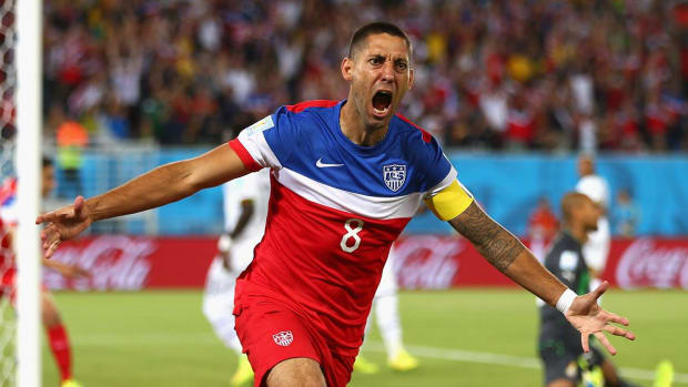 Clint Dempsey Ties United States Men's Soccer Record With 57th Career Goal - IMAGE