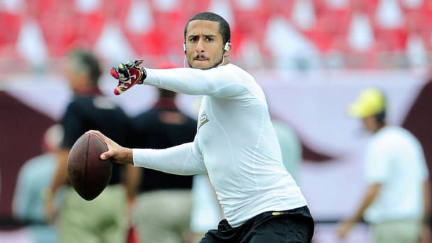 Colin Kaepernick Tells Jason La Canfora: I'll Go Anywhere To Work Out For A Team - IMAGE