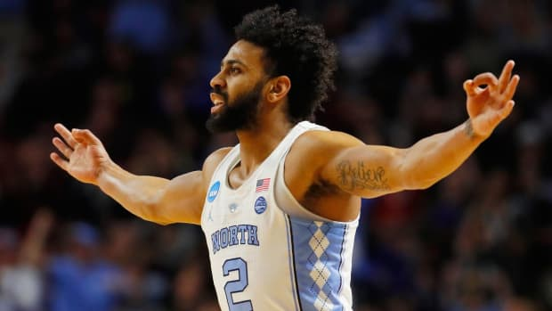 Joel Berry II says his team was made for this moment--IMAGE