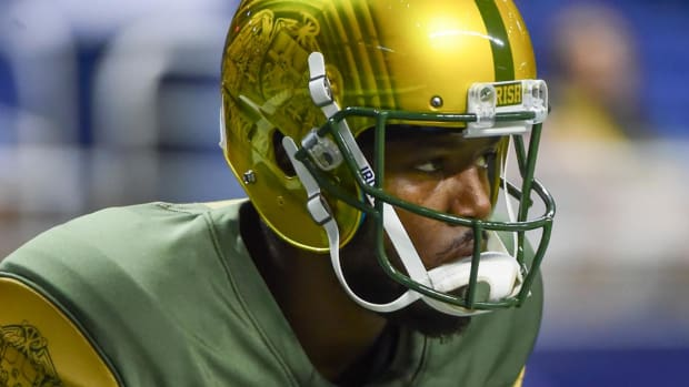 #DearAndy: Where will Malik Zaire end up playing? -- IMG