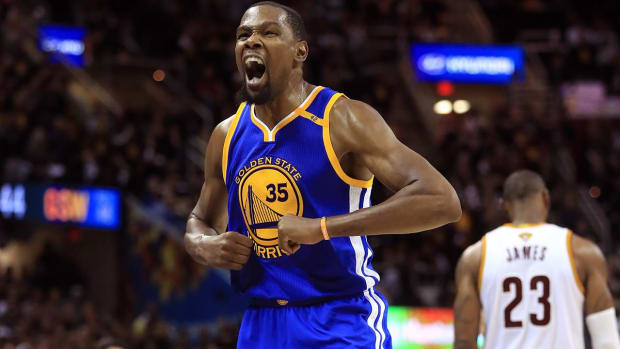 Kevin Durant on Kyrie Irving: 'I Can Really Appreciate What He Did' - IMAGE