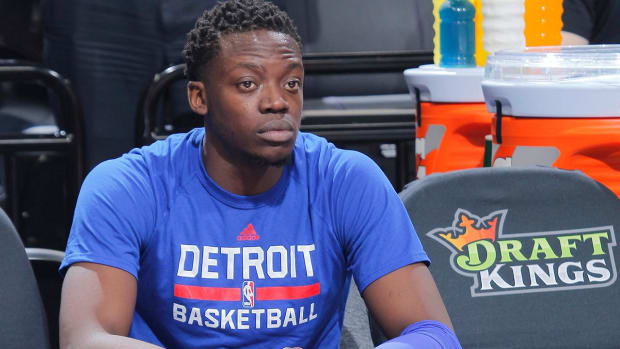 Report: Pistons, Timberwolves discussed Reggie Jackson for Ricky Rubio trade--IMAGE
