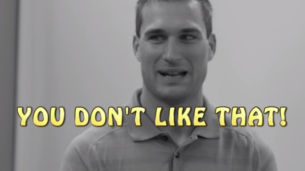 You like that?! with Kirk Cousins