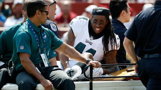 Week 1 injury Roundup: Allen Robinson, Ronald Darby Among Those Injured  - IMAGE