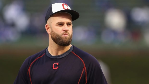 Report: Rangers sign Mike Napoli to one-year deal worth $8.5 million - IMAGE