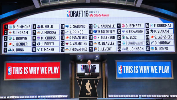 What are the best NBA Draft Lottery conspiracy theories? - IMAGE