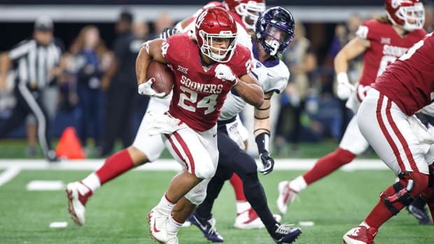 Oklahoma Running Back Rodney Anderson Will Not Face Charges After Rape Accusation - IMAGE