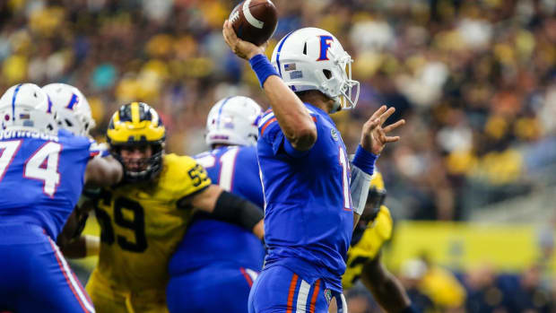 #DearAndy: Why Does Florida Keep Struggling to Find a Star Quarterback?
