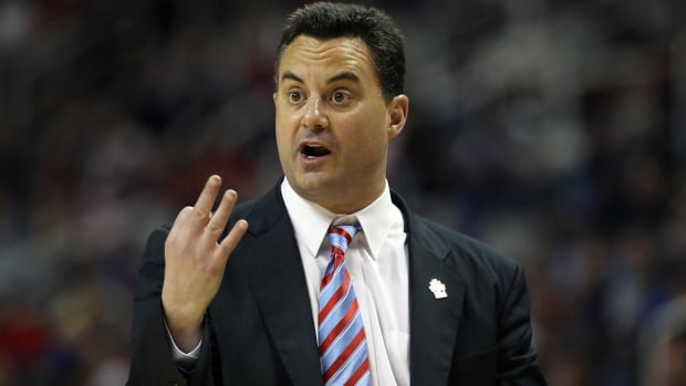 Arizona president on Sean Miller to Ohio State rumors: 'Over my dead body' - IMAGE