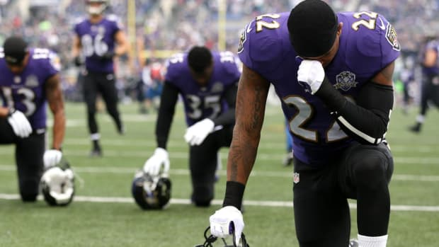 Report: Ravens CB Jimmy Smith Suspended Four Games for PED Violation - IMAGE