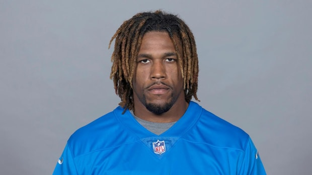 Lions DE Armonty Bryant Suspended Four Games for Substance Abuse Policy Violation - IMAGE