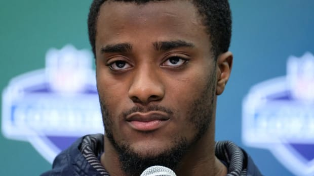 Cowboys' Jourdan Lewis to Stand Trial on Domestic Violence Charge - IMAGE