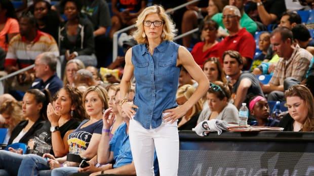Kings Hire Jenny Boucek, NBA's Third Full-Time Coach Ever--IMAGE