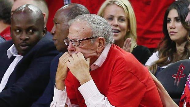 Houston Rockets for sale, team president announces - IMAGE