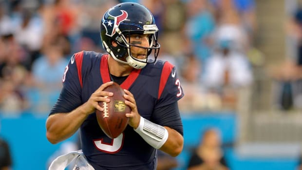 Tom Savage Named Texans' Starting QB Over Deshaun Watson - IMAGE