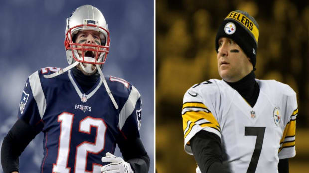 AFC Championship Preview: Patriots vs. Steelers - IMAGE