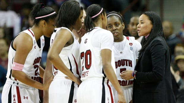 No White House Invite for Champion South Carolina Women's Basketball Team - IMAGE