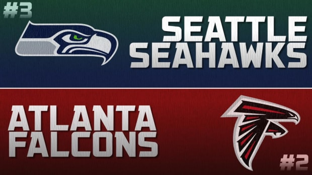 Playoff Breakdown: Seahawks vs. Falcons IMAGE