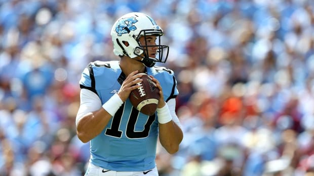 Report: Browns considering Garrett, Trubisky with No. 1 pick - IMAGE