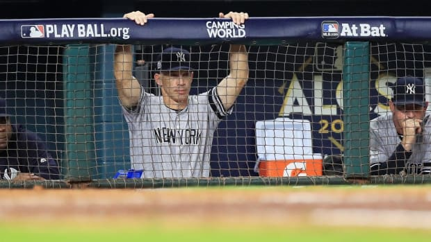 Joe Girardi Out As Manager of New York Yankees--IMAGE