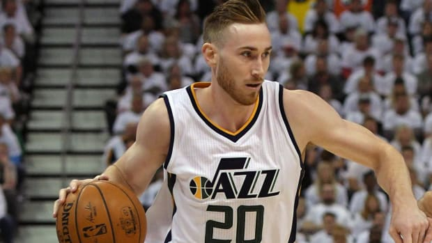 Report: Gordon Hayward opts out of contract, becomes free agent - IMAGE