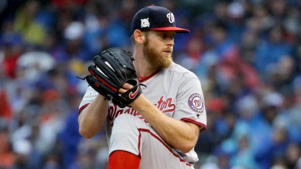 Stephen Strasburg is Considering Skipping Future All-Star Games - IMAGE