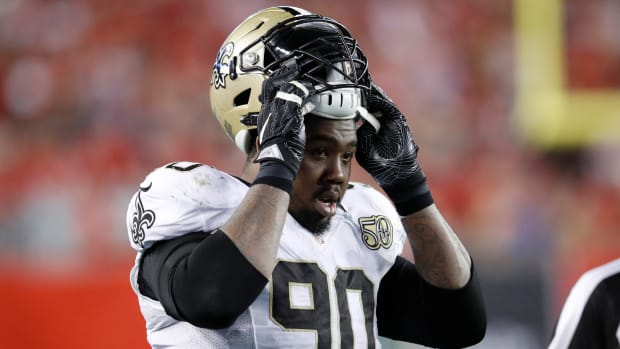 Nick Fairley: Heart issue knocks Saints DT out for 2017
