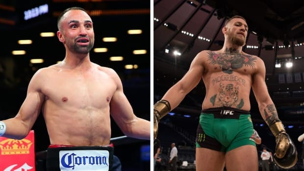Paulie Malignaggi Quits Conor McGregor's Camp After Row Over Sparring Photos - IMAGE