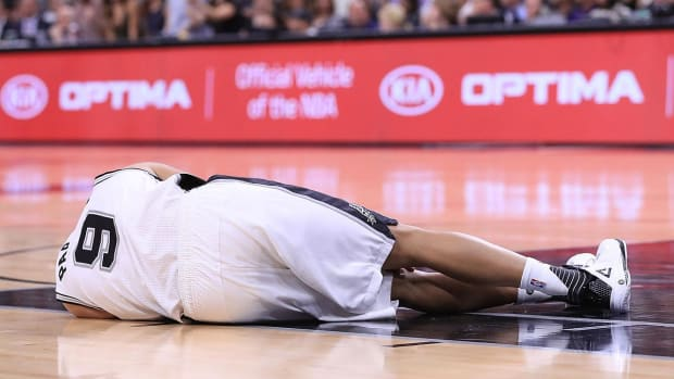 Popovich on Parker injury 'It's Not Good'