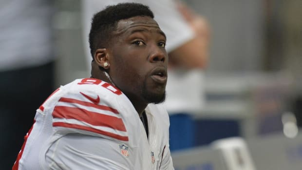 Jason Pierre-Paul settles lawsuit with ESPN, Adam Schefter--IMAGE