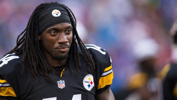 Steelers Trade Receiver Sammie Coates to Browns- IMAGE