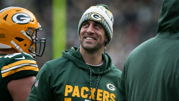 Aaron Rodgers Says He's Been Cleared to Return on Instagram - IMAGE