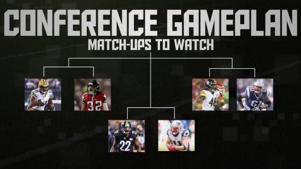 NFL Gameplan: Conference Championships IMAGE