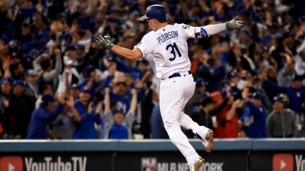 Dodgers Force a World Series Game 7 With 3-1 Win Over Astros - IMAGE