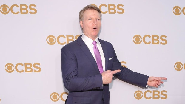 Phil Simms to join CBS's The NFL Today studio show as analyst this fall - IMAGE