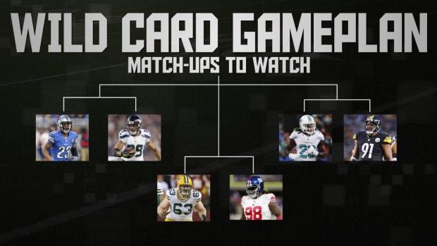 NFL Gameplan: Wild Card round IMAGE