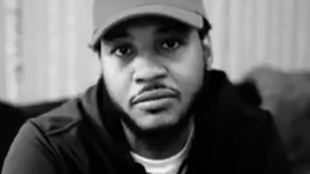 Carmelo Anthony Starts Puerto Rico Hurricane Relief Campaign--IMAGE