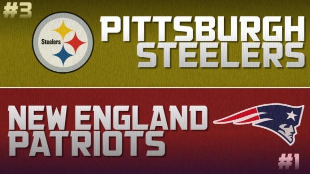Playoff Breakdown: Steelers vs. Patriots IMAGE